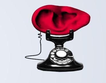le téléphone sonne