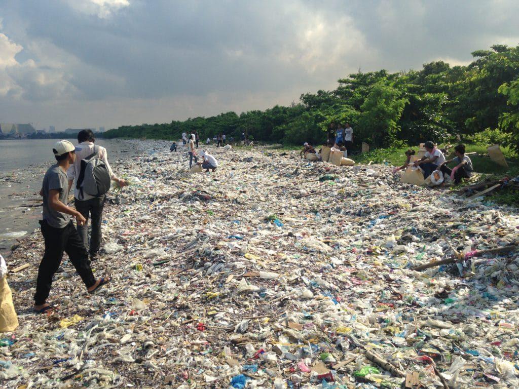 pollutio plastique développement durable