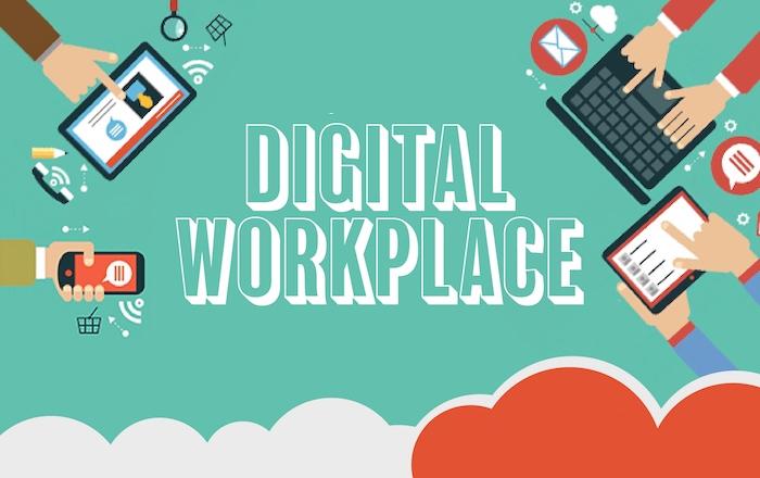 digitalworkplace transformation numérique