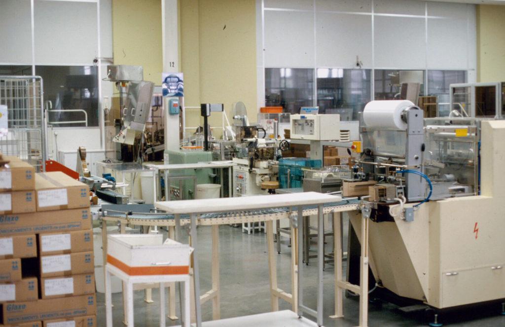 usine glaxo evreux