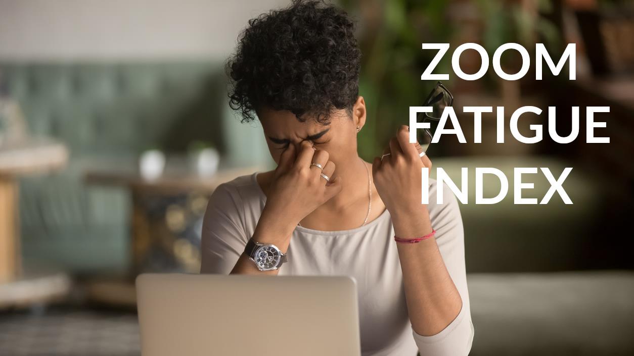 zoom fatigue management digital