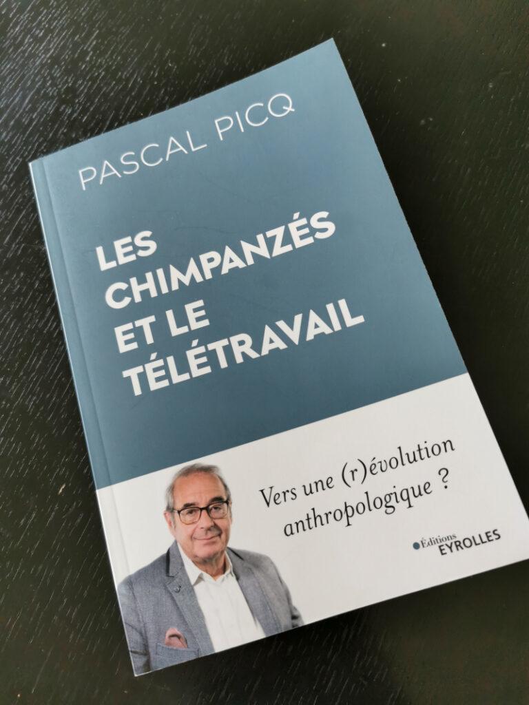 Pascal PICQ Les chimpanzés et le télétravail